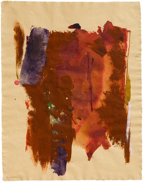, 'Autumn Series II,' 1977, Hollis Taggart