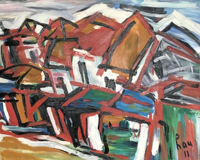, 'Hanoi Old Street ,' 2011, Artist's Proof