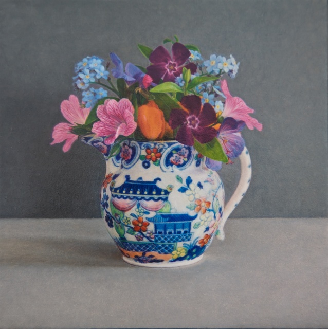 , 'Summer Flowers,' 2007, Nancy Hoffman Gallery