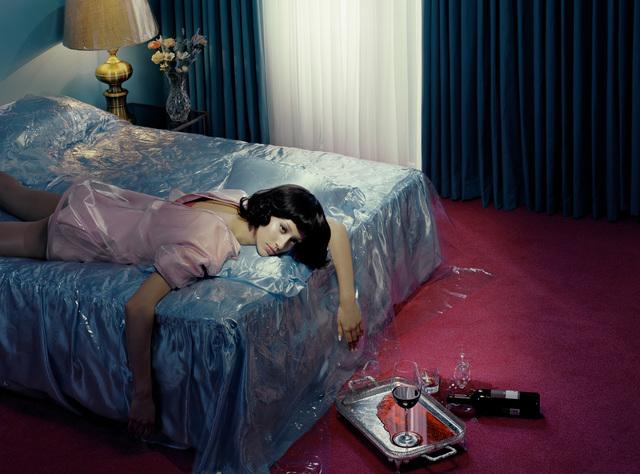 , 'Chromo Thriller #2,' 2012, Huxley-Parlour