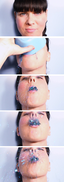 Ray Harris, 'GLITTER VOMIT', 2010, Piramid Sanat
