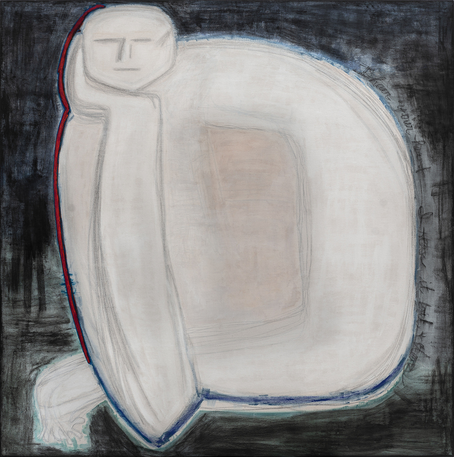 , 'The Listener,' 2018, M.A. Doran Gallery