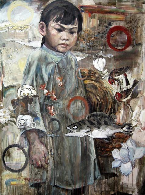 , 'Bystander,' , Gail Severn Gallery