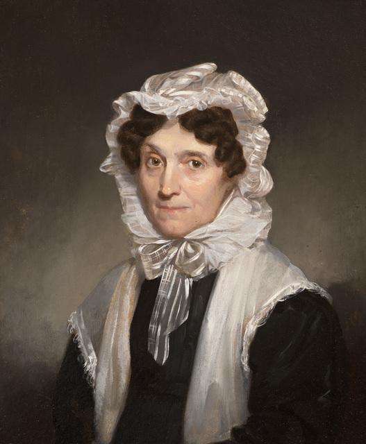 , 'Portrait of Dr. Thomas Fuller and Portrait of Mrs. Mary Fuller (pair),' 1829, Godel & Co.