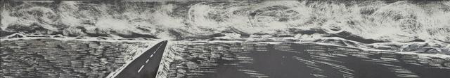 , 'The road_3,' 2016, Galerie Liusa Wang