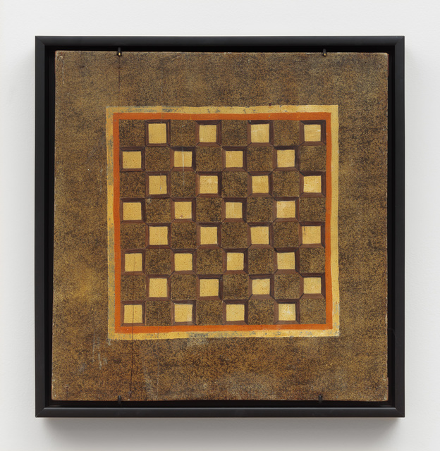 , 'Checkers Variation Game Board ,' Early 20th century, Ricco/Maresca Gallery