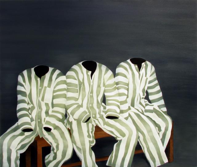 , 'Black Painting No.53,' 2008, Primae Noctis Gallery