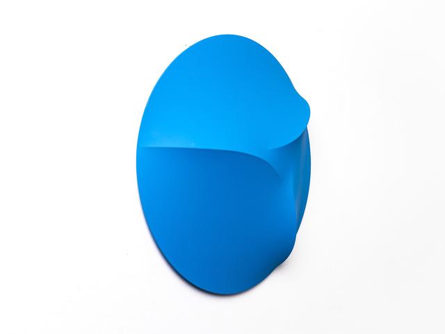 , 'Blau,' 2018, GALERIE VON&VON