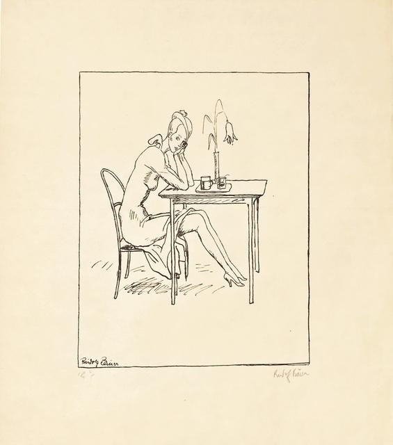 Rudolf Bauer, 'No. 7', ca. 1920, Alpha 137 Gallery