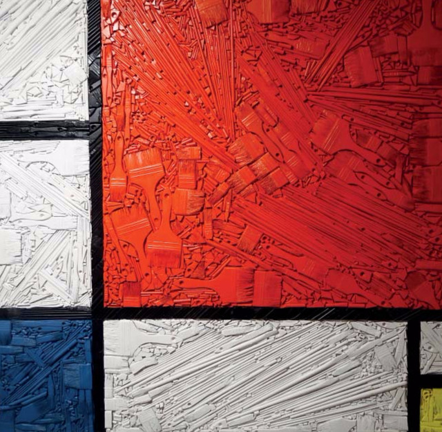 , 'Mondrian ,' 2016, Maddox Gallery