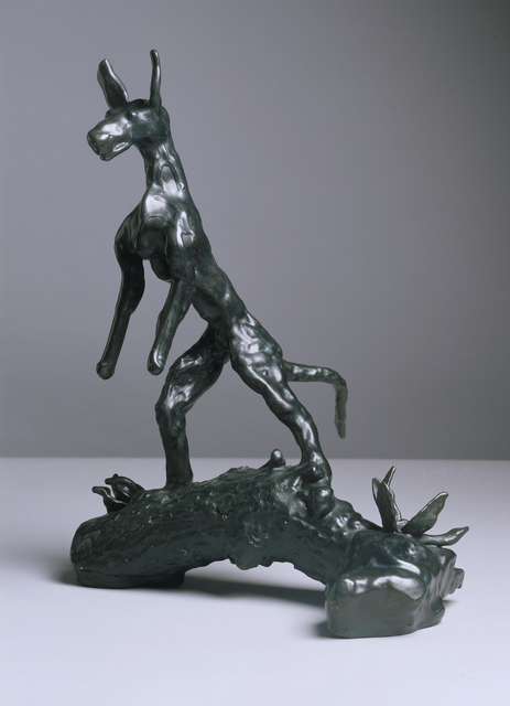 , 'Podenco Hound ,' 2005, Waddington Custot