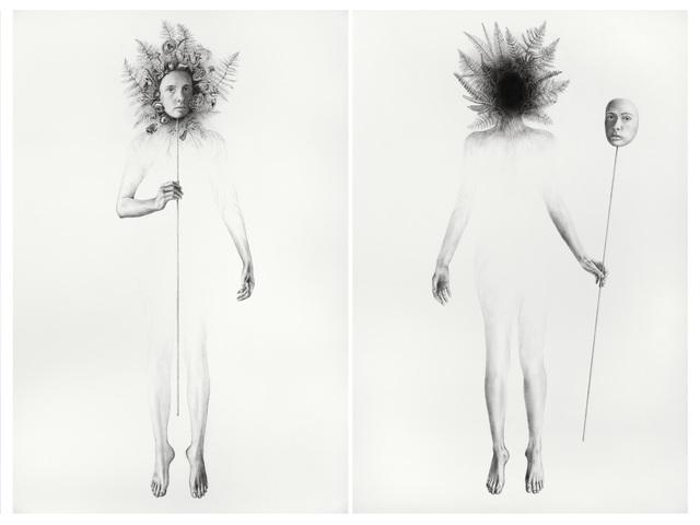 , 'Mandragore du bonheur,' 2016, Galerie D'Este