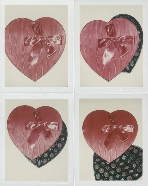 Andy Warhol, 'Candy Box,' 1981, Christie's Warhol Sale