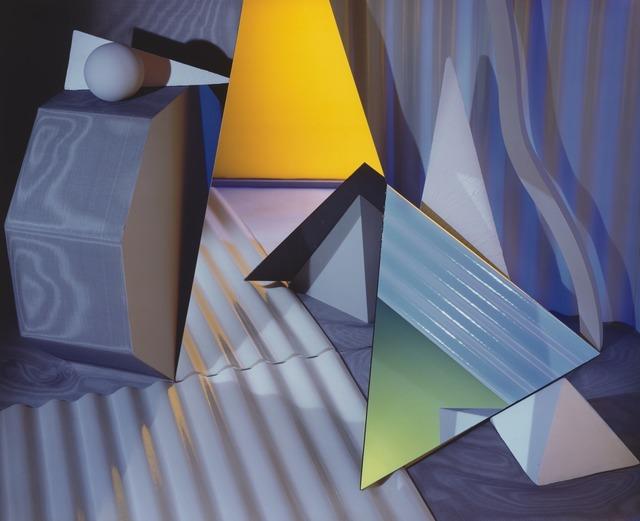 Barbara Kasten, 'Construct NYC 17', 1984, Photography, Cibachrome print, Scott Nichols Gallery
