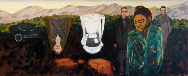 , 'Coffeemaker,' 2001, Honor Fraser