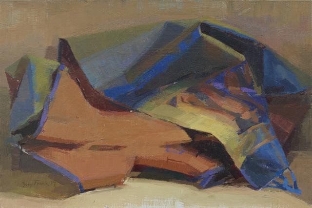 , 'Scarf I,' , Gallery 1261