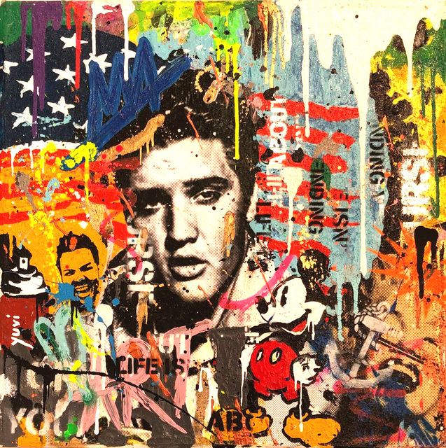 Yuvi, 'Elvis', 2017, Dan Gallery