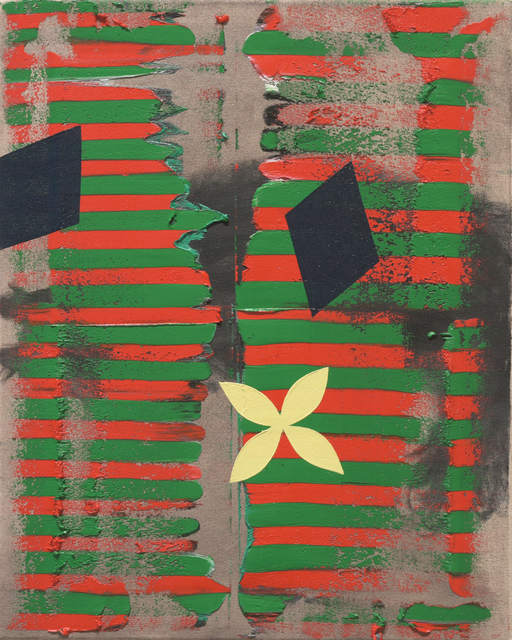 , 'Red for Green,' 2017, Joseph Nease Gallery