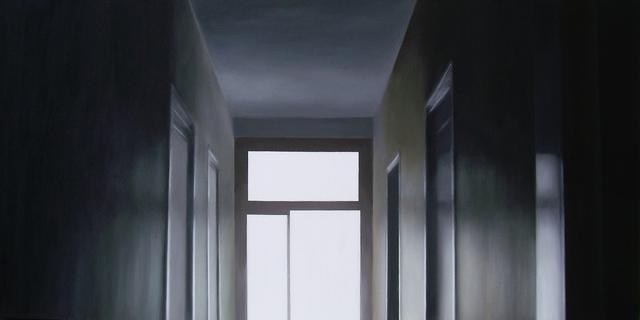 , 'Halfway,' 2015, Barnadas Huang