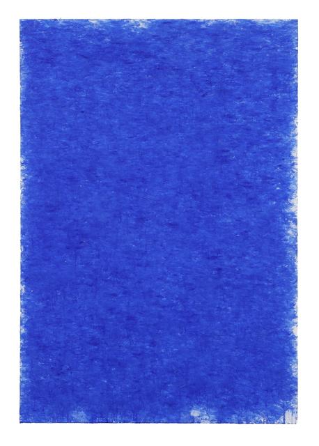 , 'ULTRA-MARINE 1505,' 2015, GALLERY SEJUL
