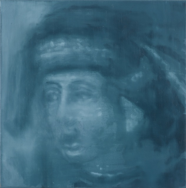 , 'Listener (Lucretius),' 2018, Braverman Gallery