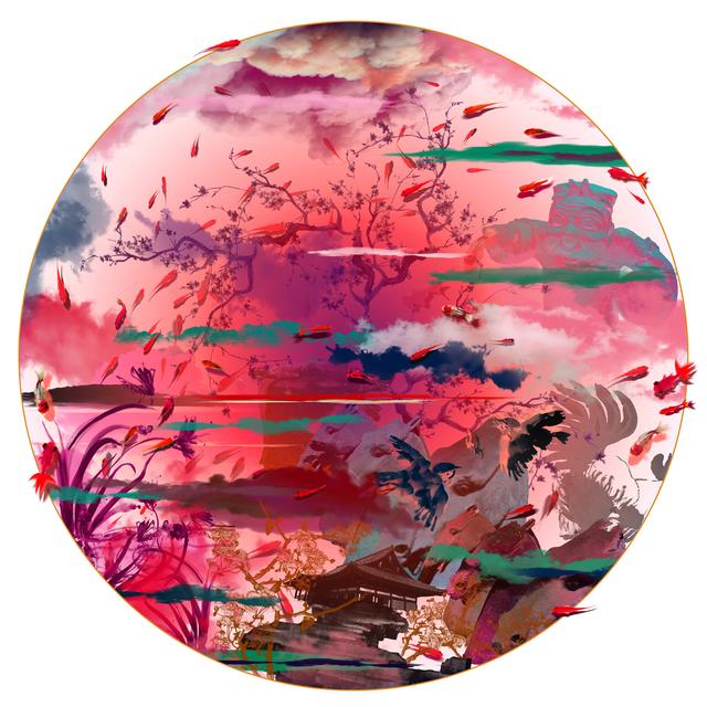 Guang-Yu Zhang, 'Oriental Memory XVI', 2014, A.Style