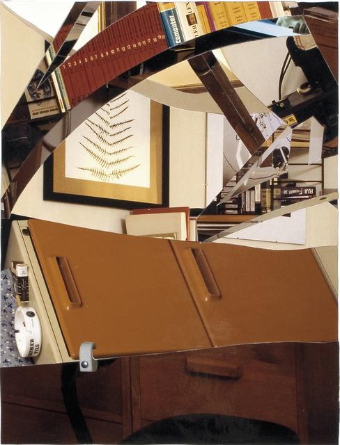 , 'guggenheim bilbao,' 2007, Raum mit Licht