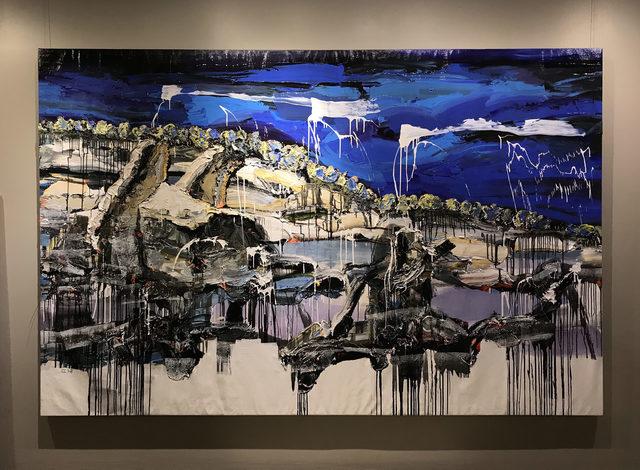 Palla Jeroff, 'Abstract Landscape', ca. 2019, Wentworth Galleries
