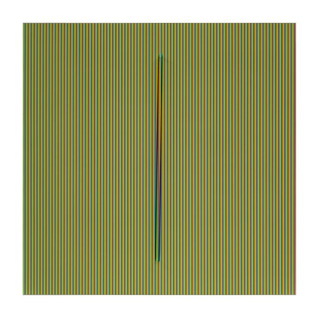, 'Color al Espacio Ávila 1,' 2016, Marion Gallery