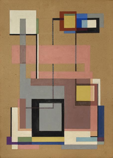 , 'Composizione,' 1936, Cardelli & Fontana artecontemporanea