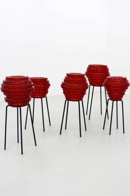 , 'Dortmunder Rosen,' 2018, Galerie Heike Strelow