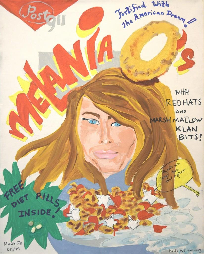 Melania O's