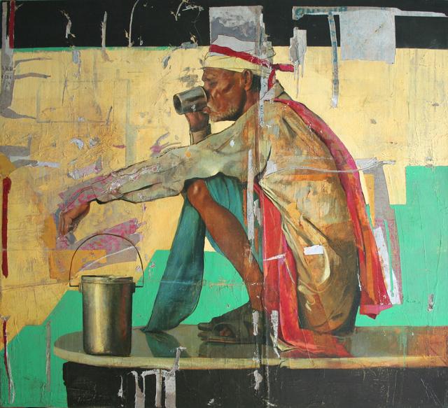 , 'The Pilgrim,' 2015, Jill George Gallery