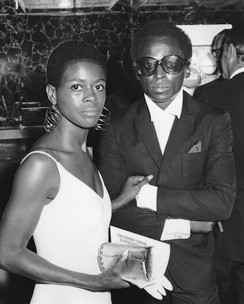 , 'Cicely Tyson and Miles Davis, New York,' 1968, Staley-Wise Gallery
