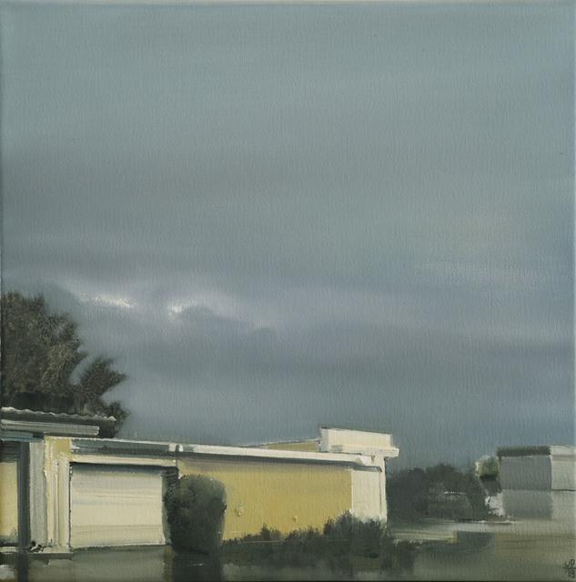 , 'Nach dem Regen in Ples,' 2018, Galerie Jochen Hempel