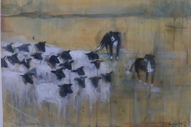 , 'WATER LANE (MEMORY),' 2016, Traver Gallery