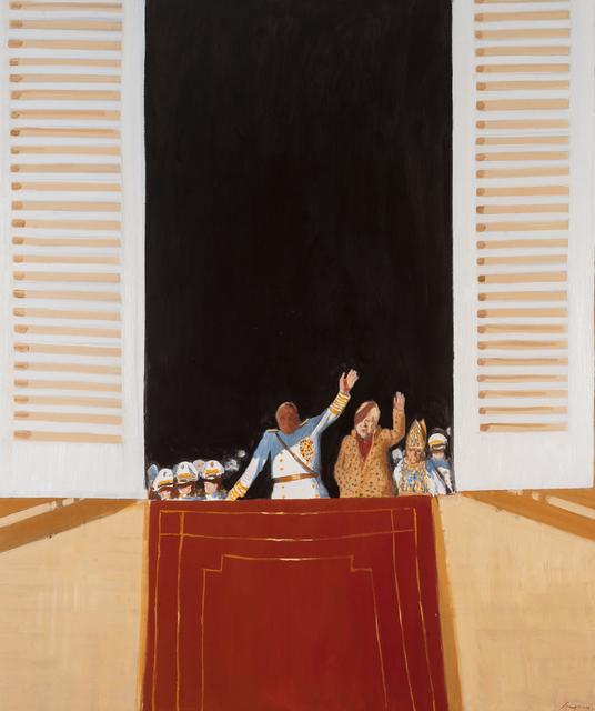 , 'Plebis Scitum,' 2016, Contini Art Gallery