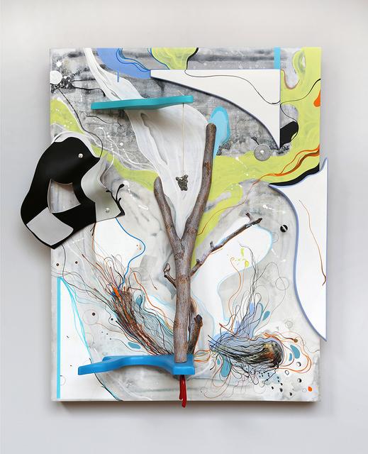 , 'Tree,' 2018, GE Galería