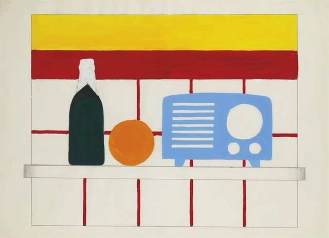 Tom Wesselmann, 'Study for Still Life #40', Christie's