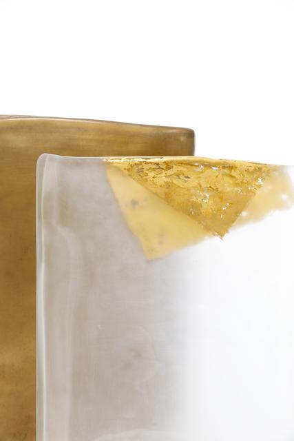 , 'Cri au ( Untitled, Clear-gold ),' 2002, Ippodo Gallery