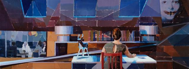 , 'Scene C,' 2017, Abend Gallery