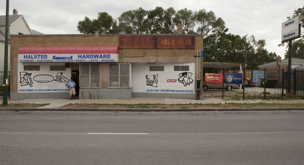 Halsted Hardware Store