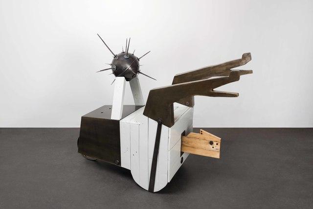 , 'Famulus,' 2016, Zilberman Gallery