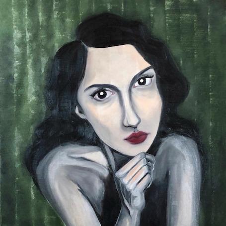 Lulwa Al-Khalifa, 'Into The Light', 2019, Janet Rady Fine Art