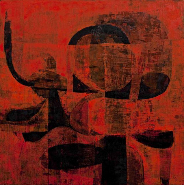 , 'red thumb,' 2014, Galeria Baobab