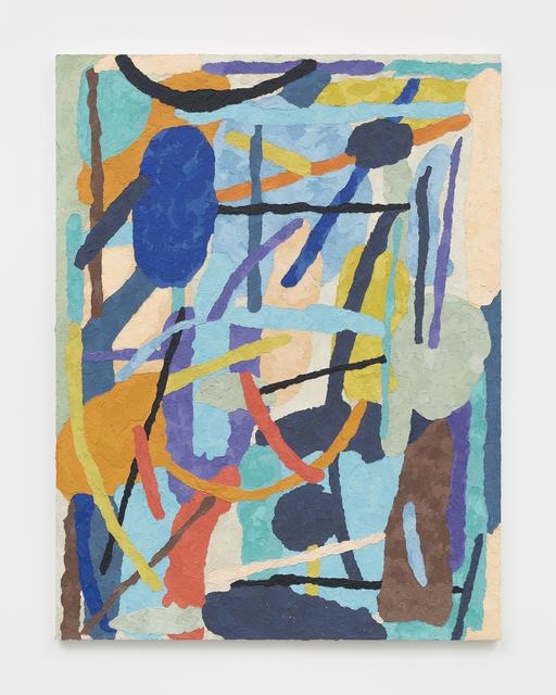 , 'Obliquely Run,' 2018, Conduit Gallery