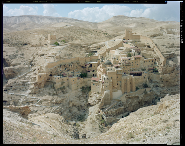 Stephen Shore, 'St. SabasMonastery, Judean Desert', 2009, Norton Museum of Art