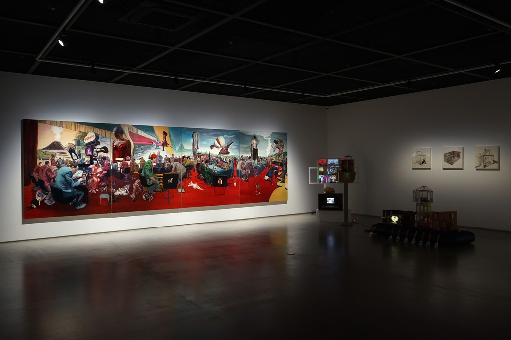 Installation view of Remembering, or Forgetting, ARARIO GALLERY, Seoul, Korea