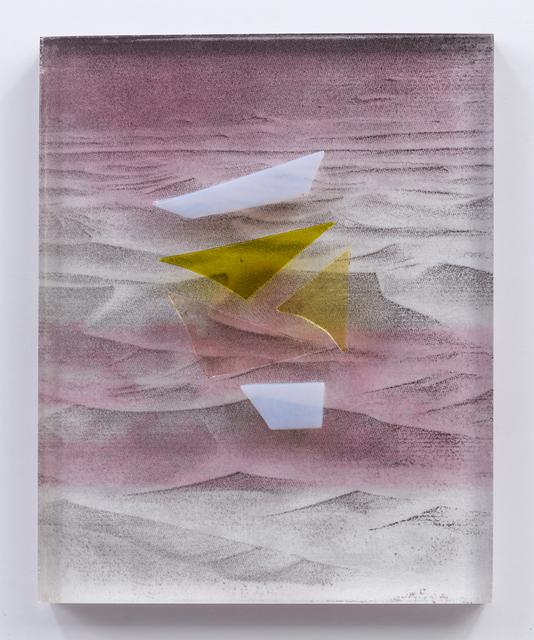 , 'Shells,' 2018, Kopeikin Gallery