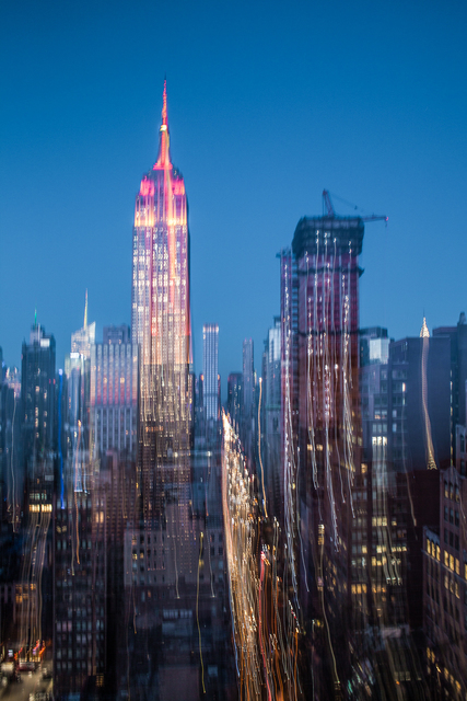 , 'New York Dream 20,' 2017-2018, Artistics